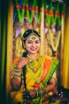 Smiley Wedding Snap in Theni