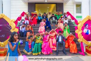 Colorful Wedding Photography