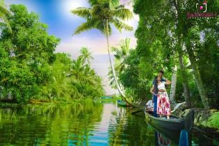 Kerala Post Wedding Photography