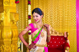 Bridal Makeup In Madurai , Tamil Nadu